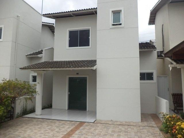 Casa Duplex em condomínio 3 quartos