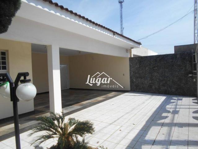 Casa para alugar por R$ 3.500,00/mês - Alto Cafezal - Marília/SP - Foto 3