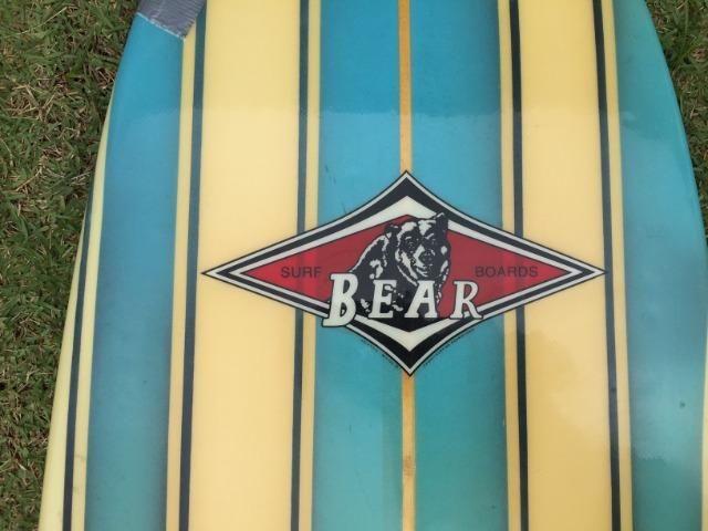 """Prancha long board Bear 9'6"""" - Foto 3"""