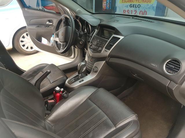 Cruze Hatch automático kit gás - Foto 3
