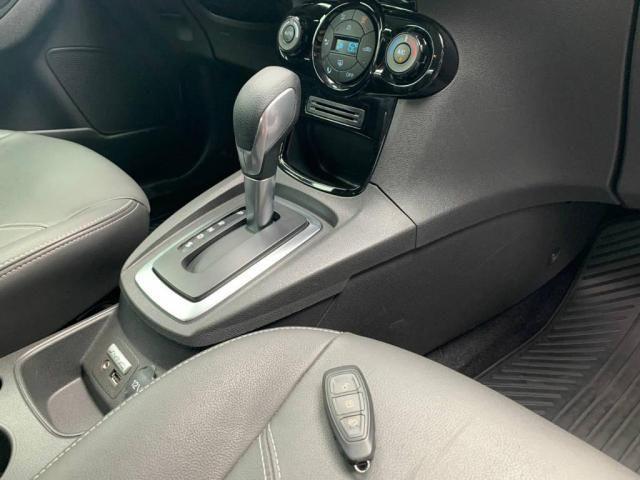 Ford New Fiesta Hatch TITANIUM 1.6 AUT - Foto 11