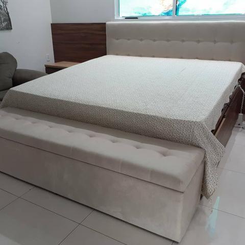 Cabeceira para cama-box - Foto 3