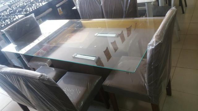 Lindos Conjunto de mesas no crediario