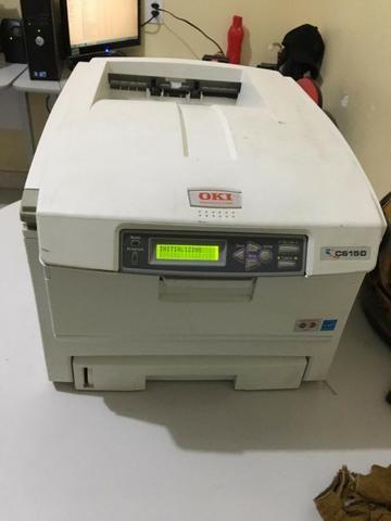 Impressora Oki C6150