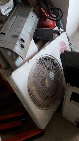 Sucatas ar condicionado - Foto 6