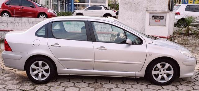 Peugeot 307 automatico e teto troco por moto ou carro - Foto 3