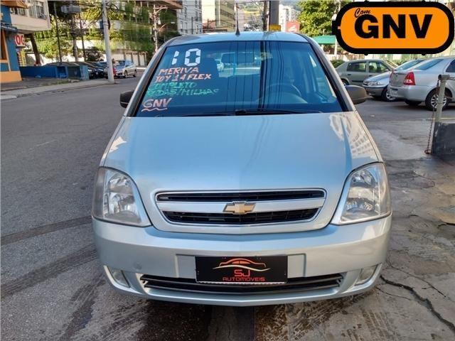 Chevrolet Meriva 1.4 mpfi joy 8v flex 4p manual - Foto 2