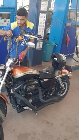 Moto Harley Davidson - Foto 2