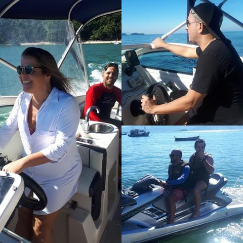 Aprenda a Navegar com segurança e conforto, Arrais Amador e Motonauta - Foto 6