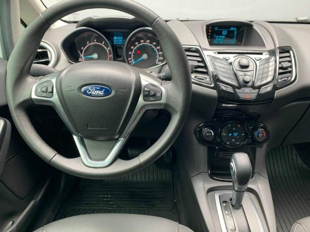 Ford New Fiesta Hatch TITANIUM 1.6 AUT - Foto 7