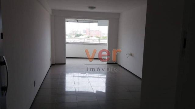 Apartamento com 3 dormitórios para alugar, 112 m² por R$ 1.450/mês - Engenheiro Luciano Ca - Foto 10