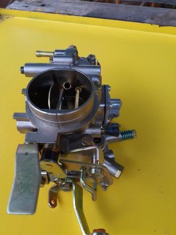Carburador solex alcool passat/ voiage 1.5 - Foto 3