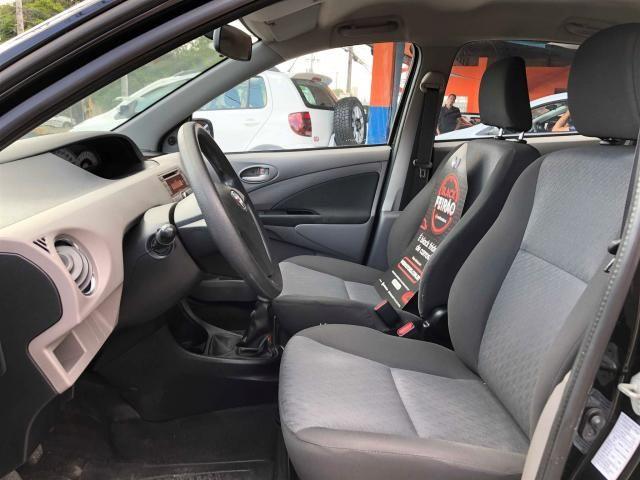 Toyota etios 2013/2013 1.5 xls 16v flex 4p manual - Foto 8