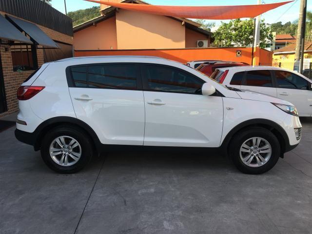 KIA SPORTAGE 2011/2012 2.0 LX 4X2 16V GASOLINA 4P AUTOMÁTICO - Foto 7