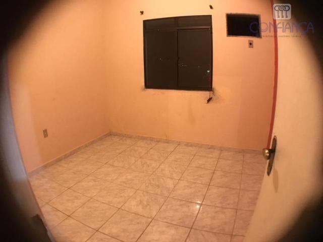 Apartamento com 2 dormitórios para alugar, 58 m² por R$ 1.000,00/mês - Conceição de Jacare - Foto 4