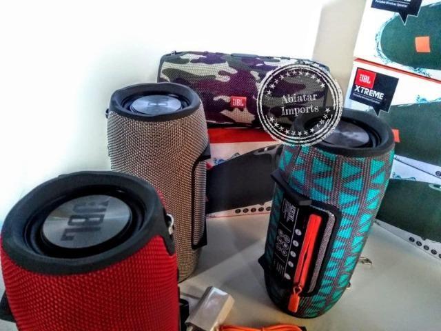 Caixa de Som JBL Xtreme Speaker, com todos os acessórios Com Alça - Foto 6