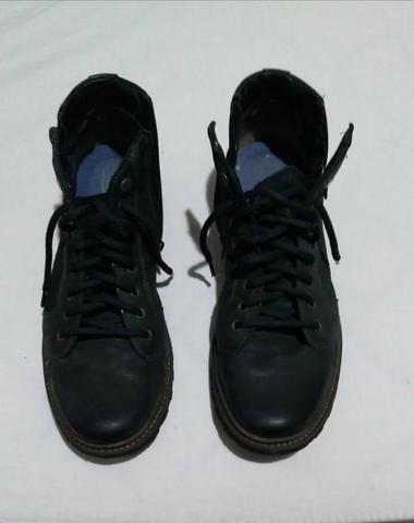 Dois pares de botinha masculina - Foto 4