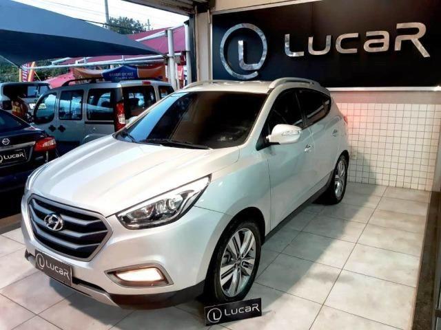 Hyundai IX35 2016 2.0 GLS Aut. c/ GNV - Foto 3