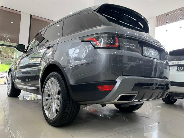 LAND ROVER RANGE ROVER SPORT 2018/2019 3.0 SE 4X4 V6 24V BITURBO DIESEL 4P AUTOMÁTICO - Foto 2