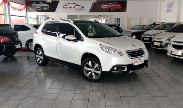 Peugeot 2008 Griff 1.6 ano: 2017