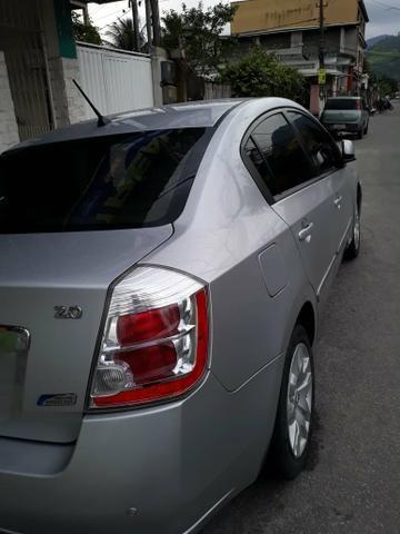 Vendo sentra 2.0 2012 c/ gnv 5 geração Urgente !!! - Foto 4