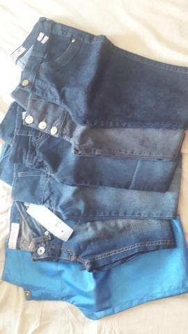 Calças jeans fabricadas pra Purpurina e Duda Dreams numero 36 - Foto 3