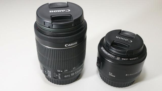 Canon T5i + 18-55mm do kit + 50mm + 32gb - Foto 4