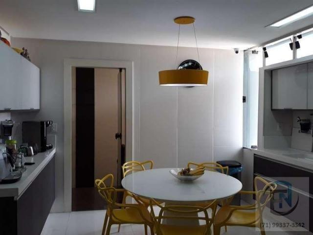 Casa em Condomínio para Venda em Salvador, Itaigara, 4 dormitórios, 3 suítes, 6 banheiros, - Foto 11