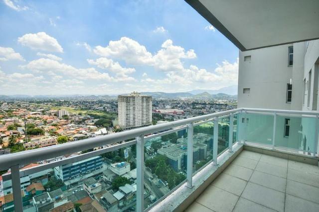 Apartamento, 4 Qts e Varanda. Centro - Nova Iguaçu - Foto 7