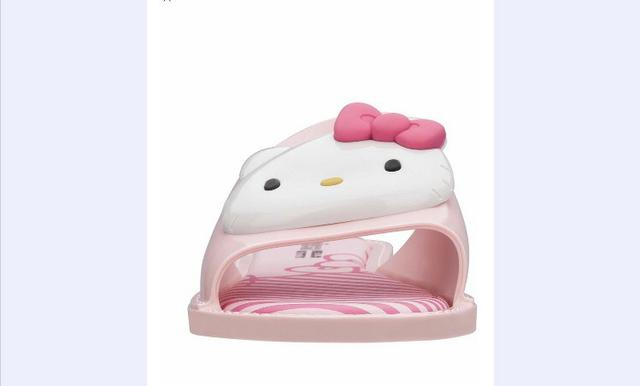 Melissa Hello Kitty slide - Foto 2