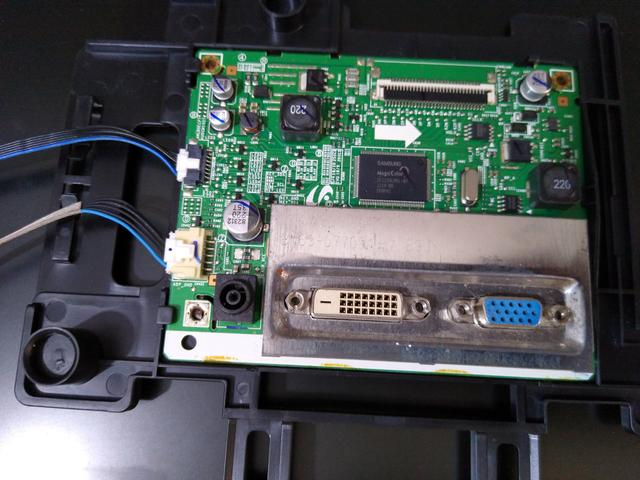 Placa Lógica monitor Led Samsung S22B300
