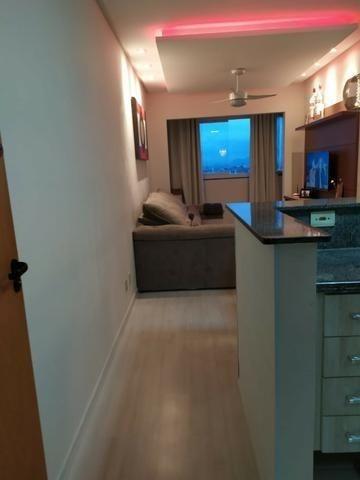FM - Apartamento no condomínio Riviera 2 quartos com suíte / próximo à Vitória - Foto 2