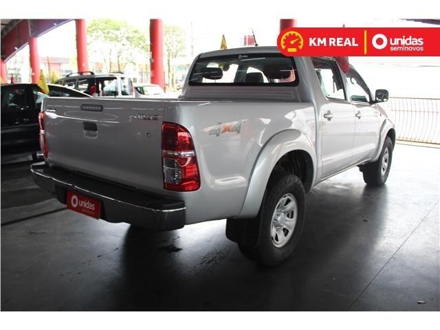 Toyota Hilux 2.7 std 4x4 cd 16v flex 4p manual - Foto 5