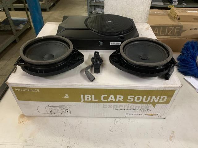 Kit Jbl Car Sound Para Cruze Hb Lt Sport 6 52142288 2017-2019 - Foto 3