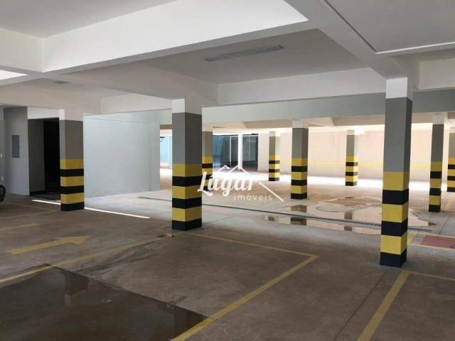 Apartamento com 2 dormitórios para alugar, 56 m² por R$ 1.600,00/mês - Senador Salgado Fil - Foto 5