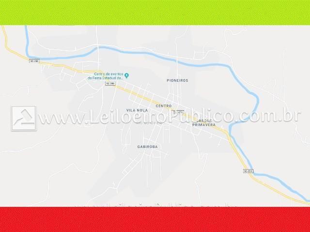 Rio Do Oeste (sc): Terreno Rural 101.343,75 M² crclk dygdr - Foto 3