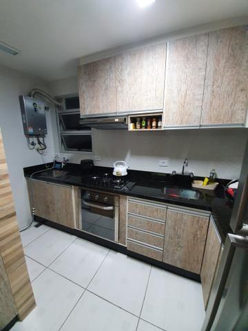 Vendo apartamento 3 quartos todo reformado ao lado do shopping Barigui - Foto 9