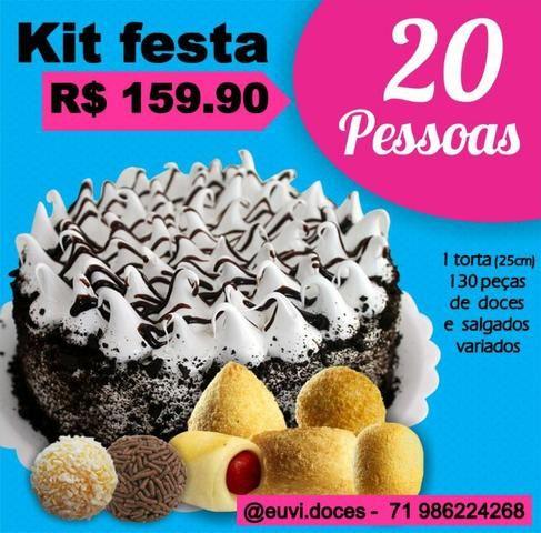 Kit Festas - Foto 3