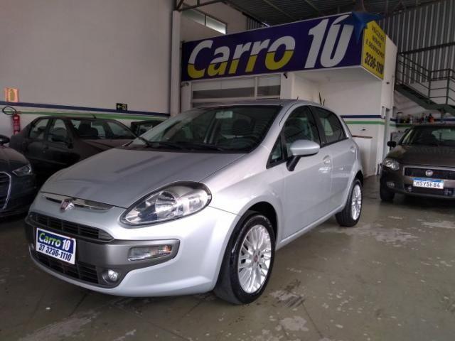 Fiat punto 2013 1.6 essence 16v flex 4p manual