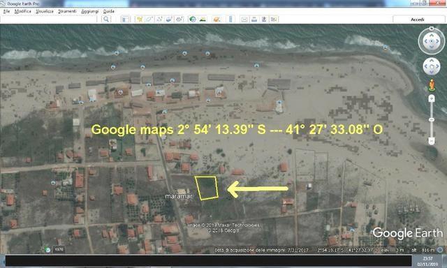 Terreno na praia de Maramar preço barato - Foto 2
