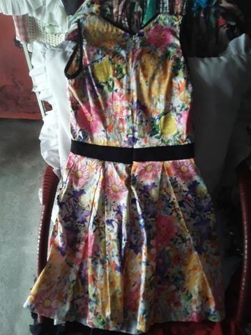Vendo este lindo vestido crianca - Foto 4