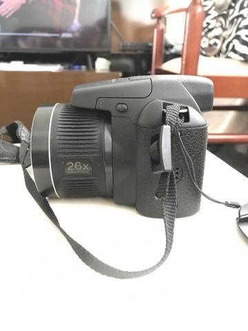 Câmera semi profissional Fujifilm Finepix s3300. Zoom óptico de 26x. 14mp - Foto 4