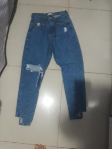Calça estilo anos 90 - Foto 2