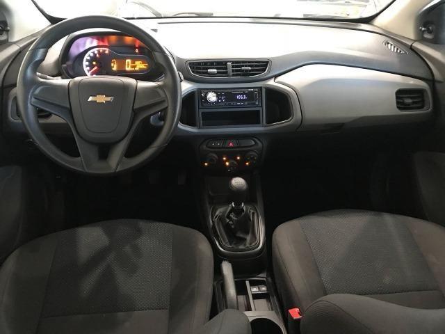 Gm - Chevrolet Onix Joy ano:2018/2018 ipva 2019 pg - Foto 9