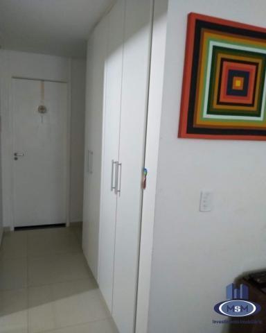 Apartamento à venda com 3 dormitórios em Vila são francisco, Hortolândia cod:AP00032 - Foto 7