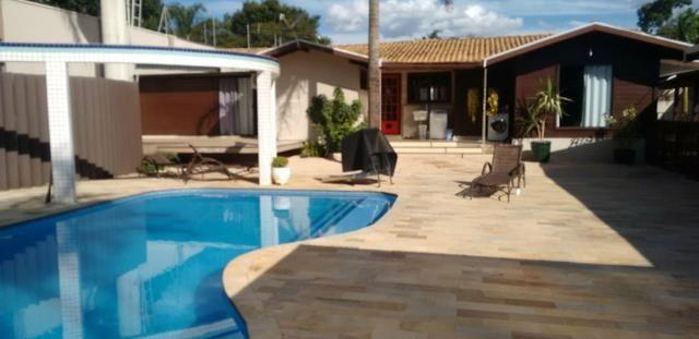 Casa e Terreno com Piscina e Área de Lazer - Foto 12