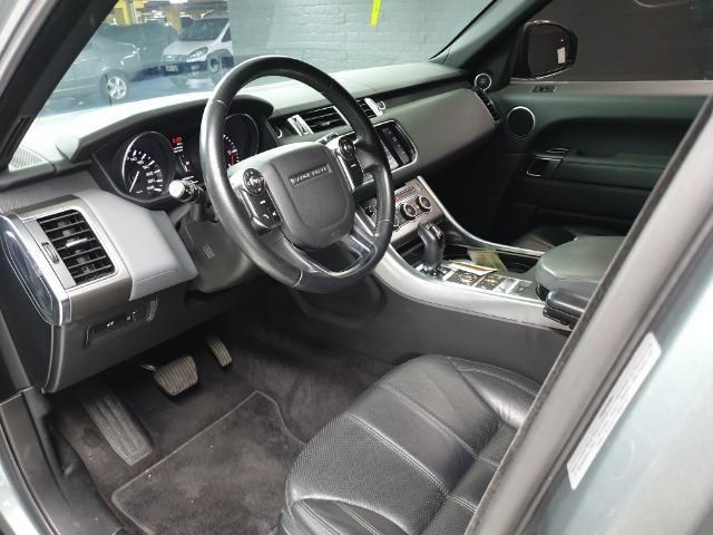 Top de Linha!!! Land Rover Range Rover Sport 3.0 TDV6 24v - 245HP - 2013/14 !!! - Foto 12