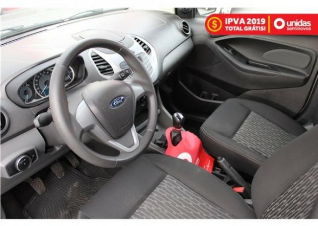 Ford Ka+ SE 1.0 Ipva 2020Pg - Foto 5