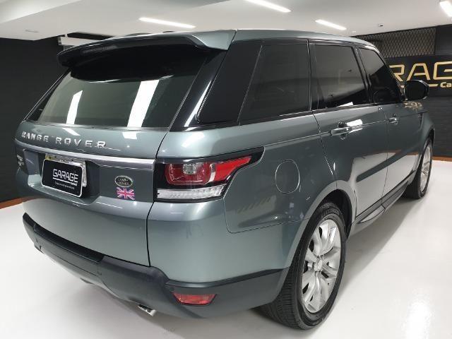 Top de Linha!!! Land Rover Range Rover Sport 3.0 TDV6 24v - 245HP - 2013/14 !!! - Foto 8