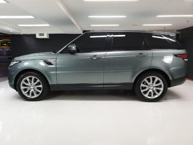 Top de Linha!!! Land Rover Range Rover Sport 3.0 TDV6 24v - 245HP - 2013/14 !!! - Foto 4
